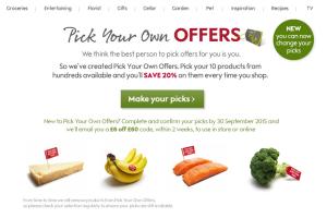 Waitrose offers